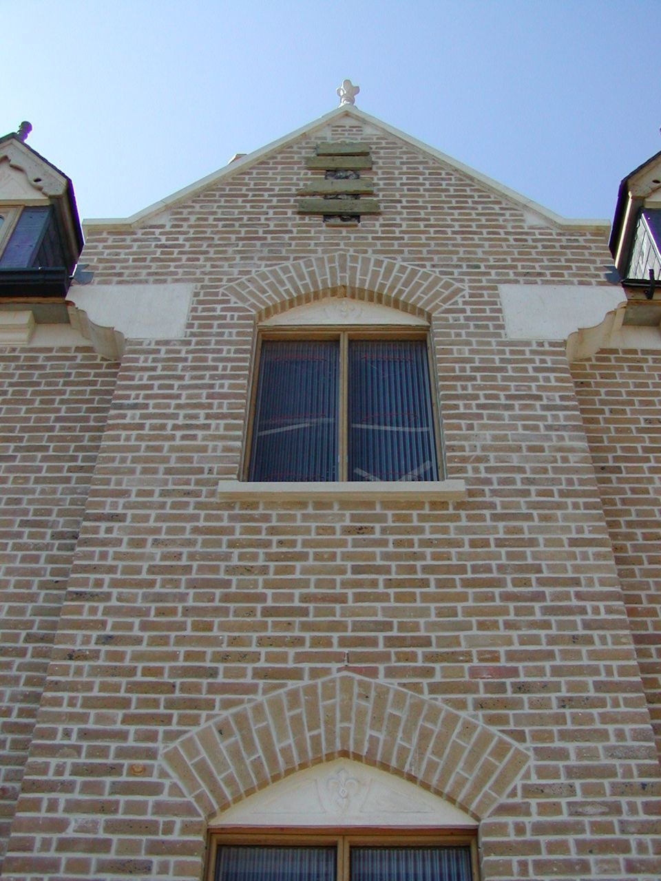 Many examples of additional brickwork features can be found on this
